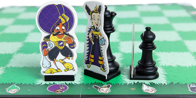 Story Time Chess Pieces