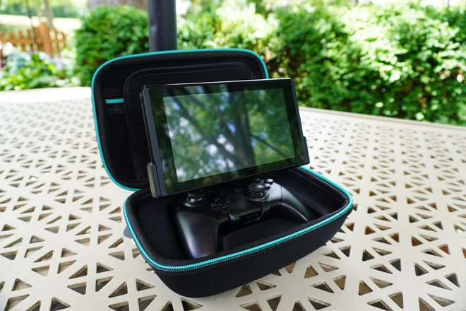 Fixture Gaming Carrying Case: for Fixture S1 and Pro Controller Assembly