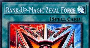 Rank-Up-Magic Zexal Force