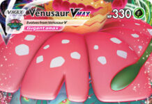 Venusaur VMAX