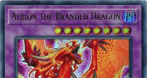 Albion the Branded Dragon