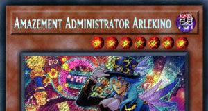 Amazement Administrator Arlekino