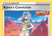 Karen's Conviction
