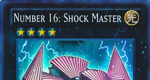 Number 16: Shock Master