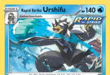 Rapid Strike Urshifu