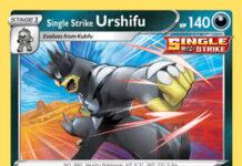 Single Strike Urshifu