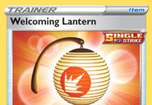 Welcoming Lantern