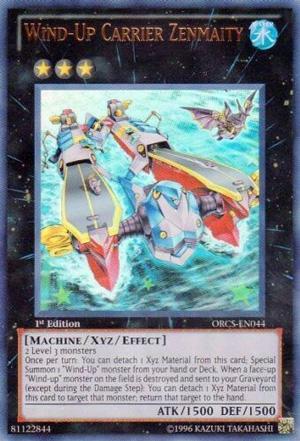 Wind-Up Carrier Zenmaity