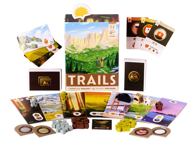 Trails contents