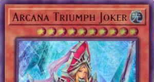 Arcana Triumph Joker
