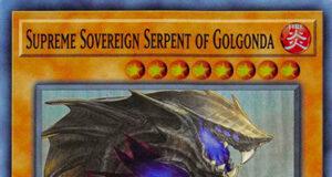 Supreme Sovereign Serpent of Golgonda