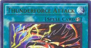 Thunderforce Attack