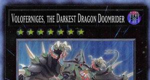Voloferniges, the Darkest Dragon Doomrider