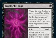 Warlock Class