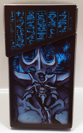 YGO Egyptian Gods Deck Box