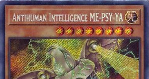 Antihuman Intelligence ME-PSY-YA
