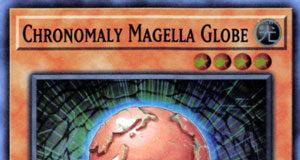Chronomaly Magella Globe