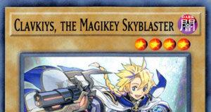 Clavkiys, the Magikey Skyblaster