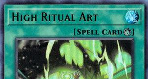 High Ritual Art