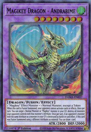 Magikey Dragon - Andrabime
