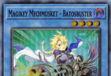 Magikey Mechmusket - Batosbuster