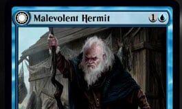 Malevolent Hermit / Benevolent Geist