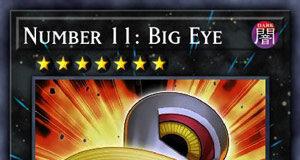 Number 11: Big Eye