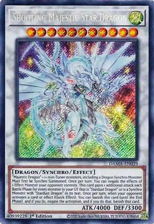 Shooting Majestic Star Dragon