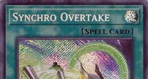 Synchro Overtake
