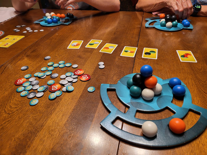 dimension game-play