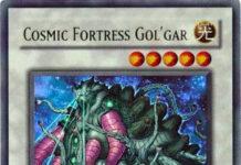Cosmic Fortress Gol'gar