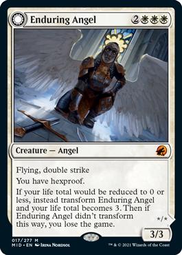 Enduring Angel