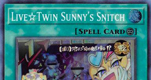 Live☆Twin Sunny's Snitch