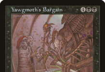 Yawgmoth's Bargain