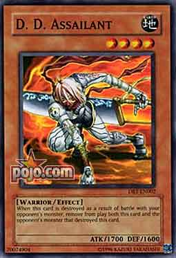 Pojo's Yu-Gi-Oh! Site - GeneralZorpa Featured Articles
