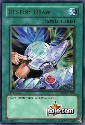 Pojo's Yu-Gi-Oh! Site - Tebezu's Featured Articles