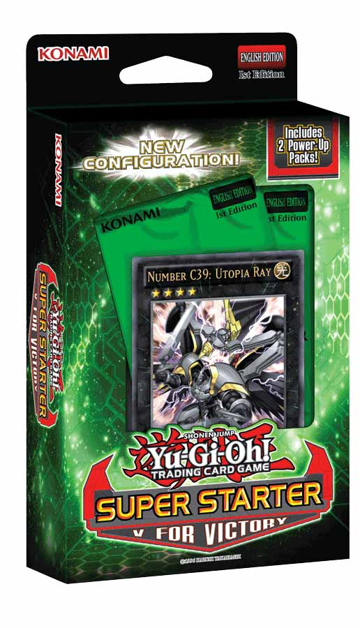 Super rare card 1 beginner s guide 1 game mat and 2 power up packs