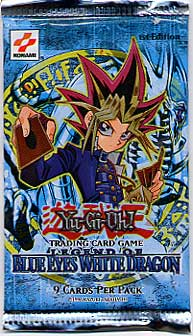 Pojo's Yu-Gi-Oh - YUGIOH - Legend of Blue Eye Card Spoiler - List
